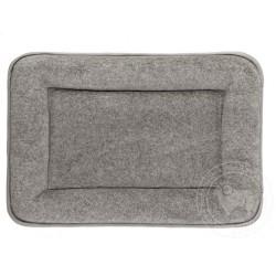 Pelíšek pro psy a kočky z ovčí vlny70x90 cm