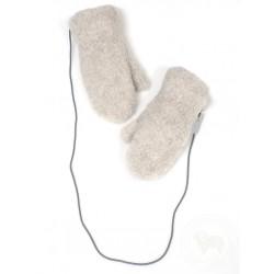 Dětské rukavičky s elastickou sňůrkou