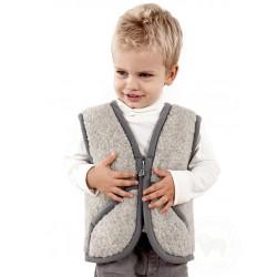 Dětská vesta z ovčí vlny Carpathian vel. L