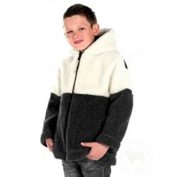 Dětská mikina z ovčí vlna  vel. 140, 146
