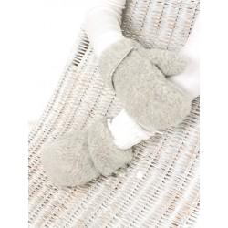 Dětské rukavice z ovčí vlny XS-XL