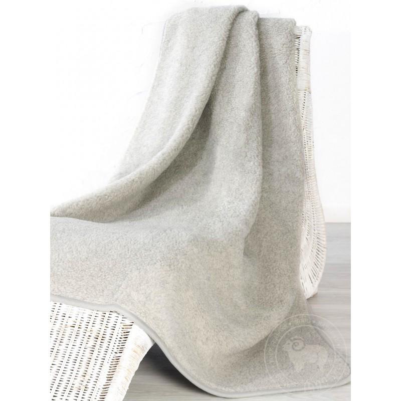 Deka jednostranná z vlny Merino Thumbled 140x200 cm