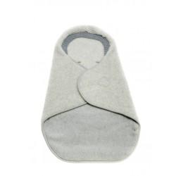 Dětský fusak z ovčí vlny Wingy 46x98 cm
