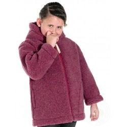 Dětská bunda z ovčí vlny vel. 128-134